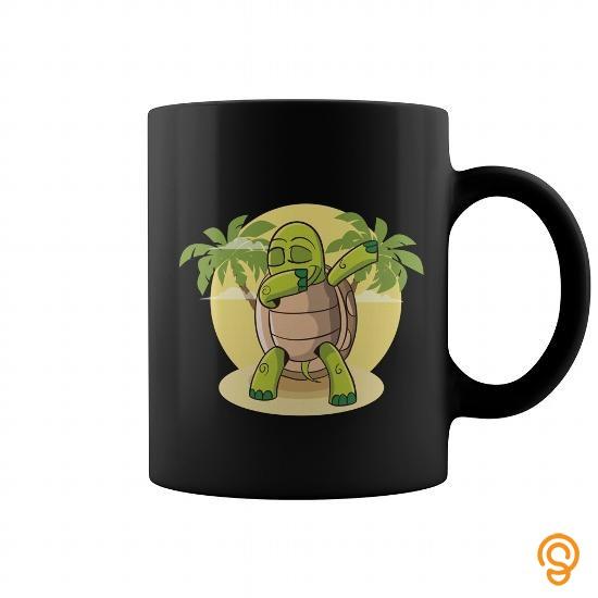 crisp-dabbing-turtle-dancing-tortuga-tee-shirts-sayings