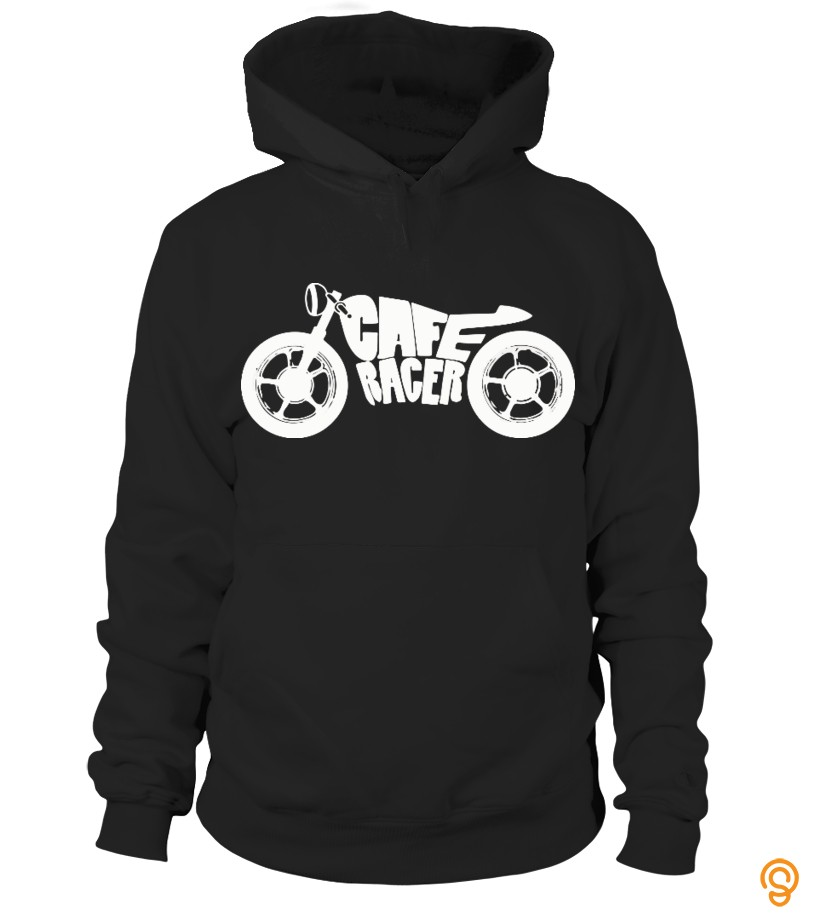 Custom Fit Cafe Racer Limited Edition T Shirts Wholesale