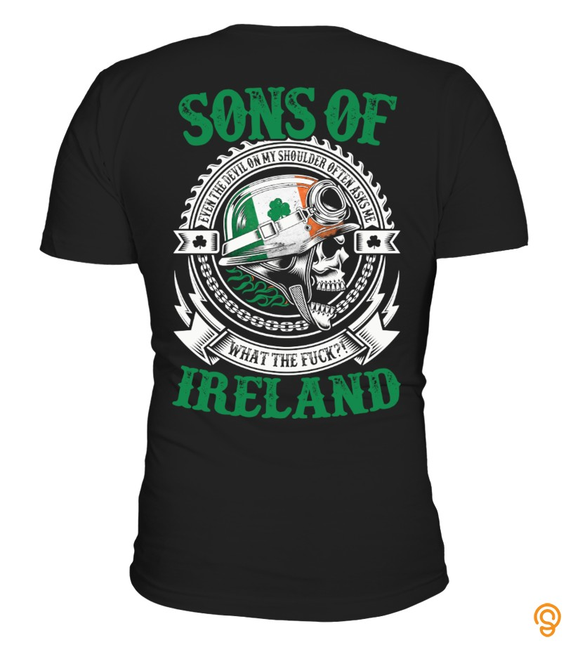 SONS OF IRELAND