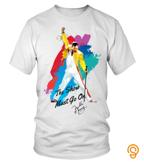 Freddie Mercury Fan's T Shirt