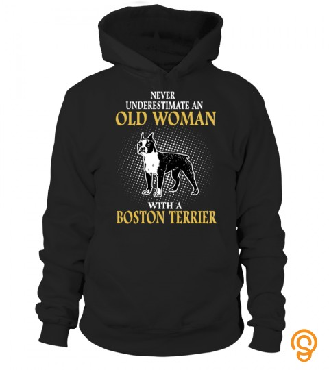 Limited Edition   Boston Terrier