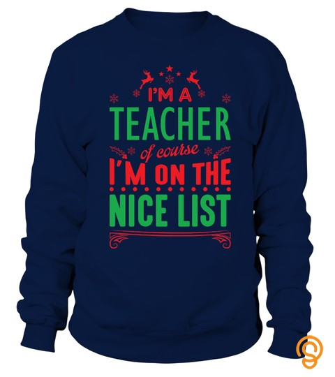 Teacher   I'm On The Nice List