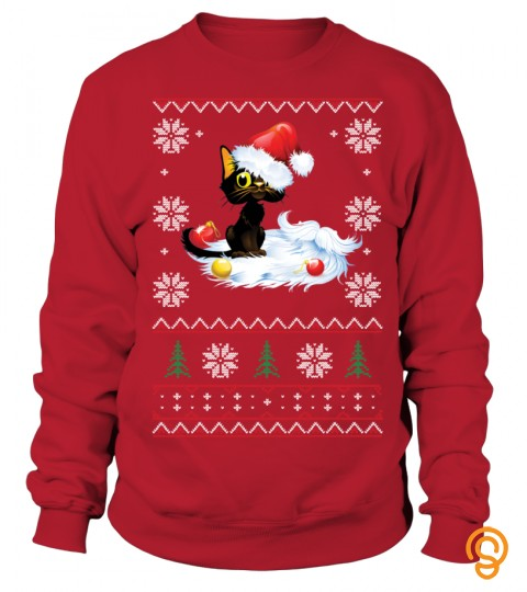The Ugly Christmas Furry Sweater
