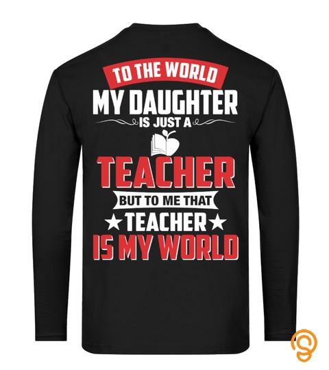 My Daughter   Teacher