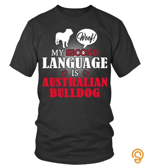 Australian Bulldog   Funny T Shirt