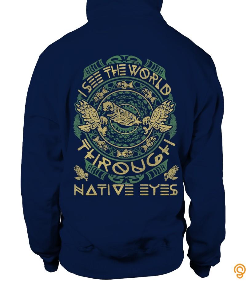 I See The World Through Native Eyes