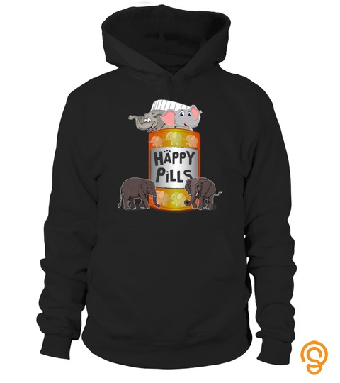 Happy Pills Elephants