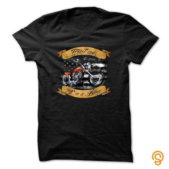 Easy Wear Motorcycles t shirt   I am biker Tee Shirts Apparel