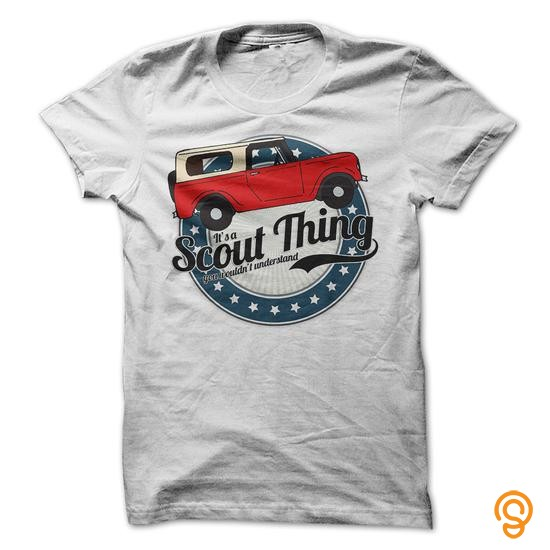 funny-its-a-scout-thing-t-shirts-buy-online
