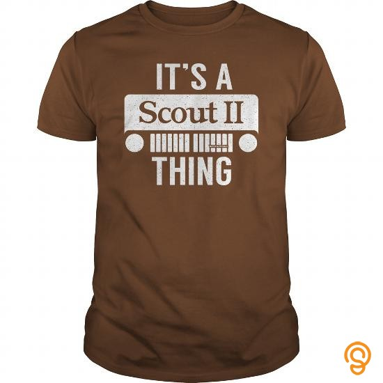 standard-fit-its-a-scout-ii-thing-t-shirts-ideas