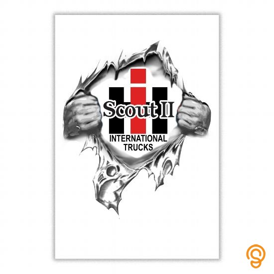 reliable-ih-scout-ii-poster-tee-shirts-shirts-ideas