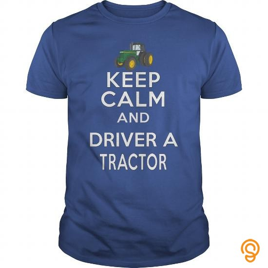 individual-style-tractor-keep-calm-and-driver-a-tractor-tee-shirts-screen-printing