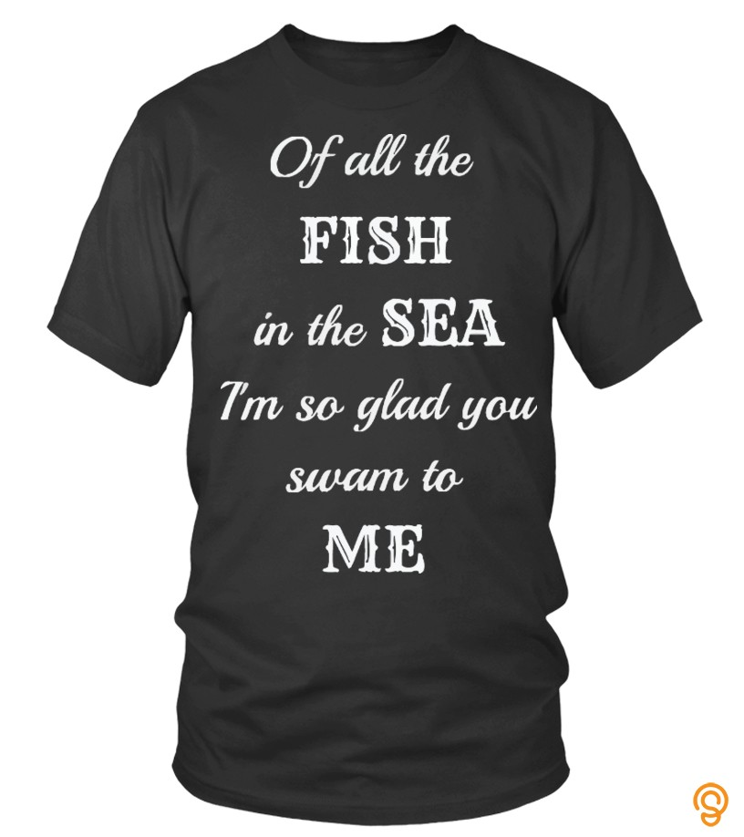 Fish Sea Me fishing T-Shirt