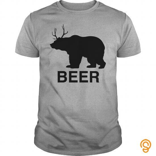 favorite-bear-deer-beer-t-shirts-mens-premium-t-shirt-tee-shirts-printing