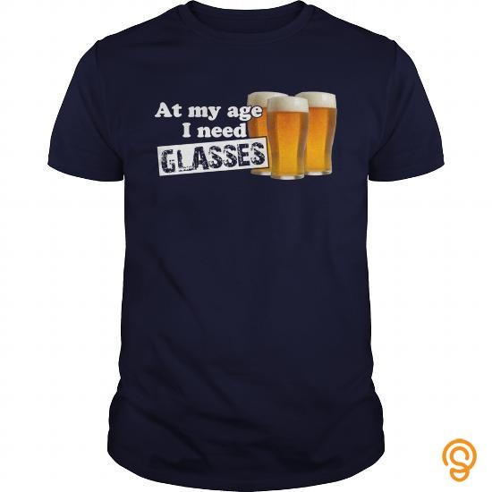 Popular at my age i need glasses TShirts  Mens Premium TShirt Tee Shirts Buy Online