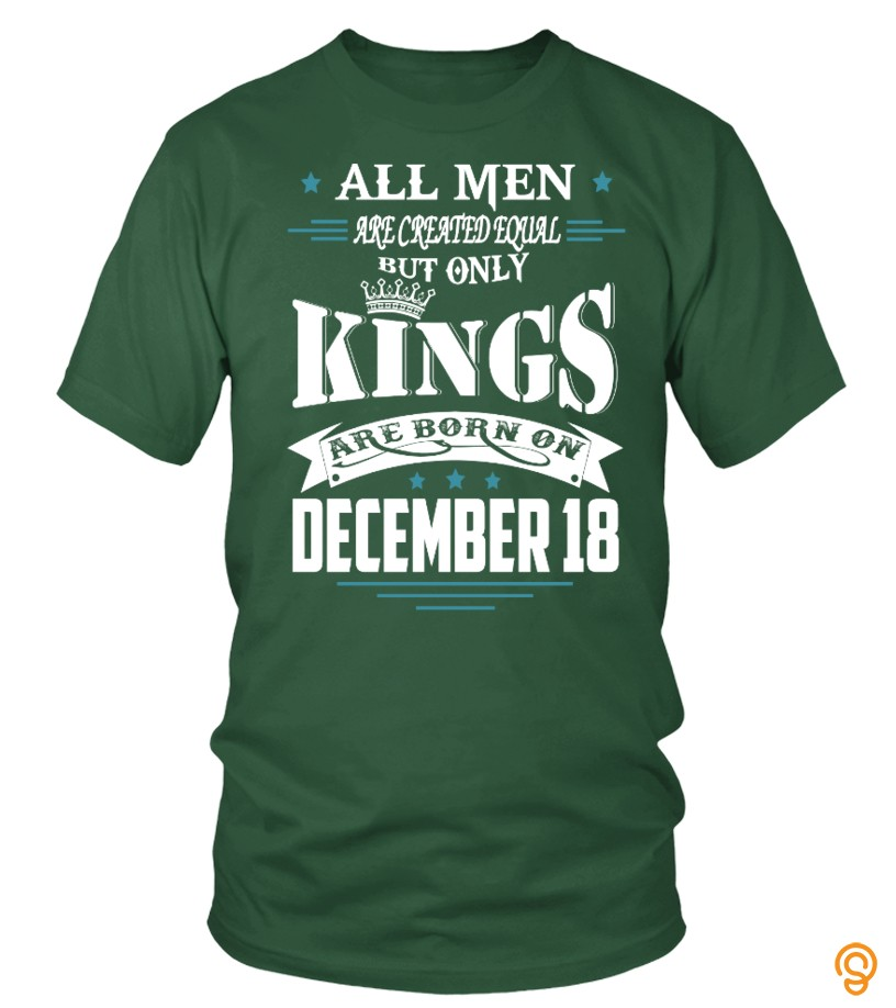 Kings Are Born On December 18