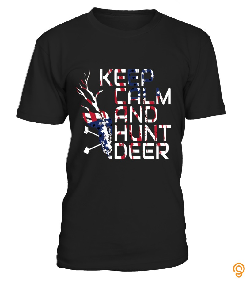 Dependable hunting deer Tee Shirts For Adults