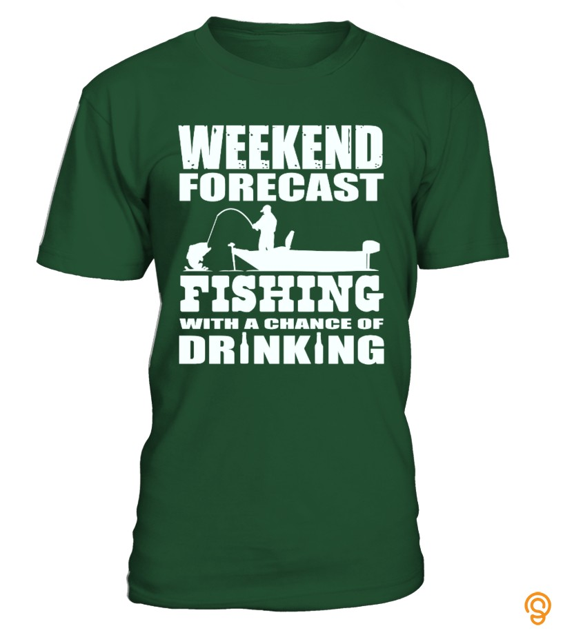 Fishing With A Chance Of Drinking