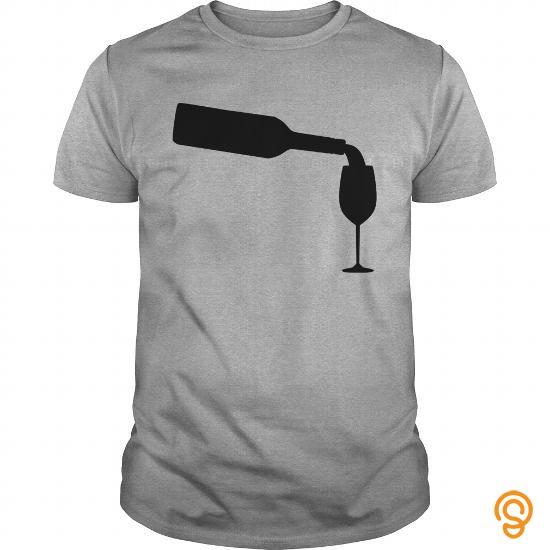 Dapper Wine bottle glass Women's T Shirts   Women's T Shirt T Shirts Sayings