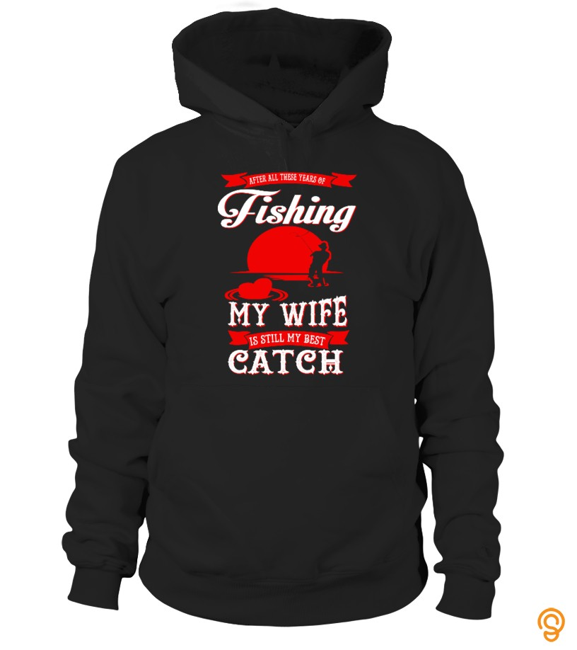 Comfy My Wife Is My Best Catch tshirt T Shirts Target