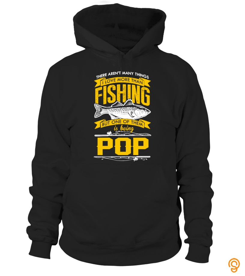 Fishing Pole Tshirt