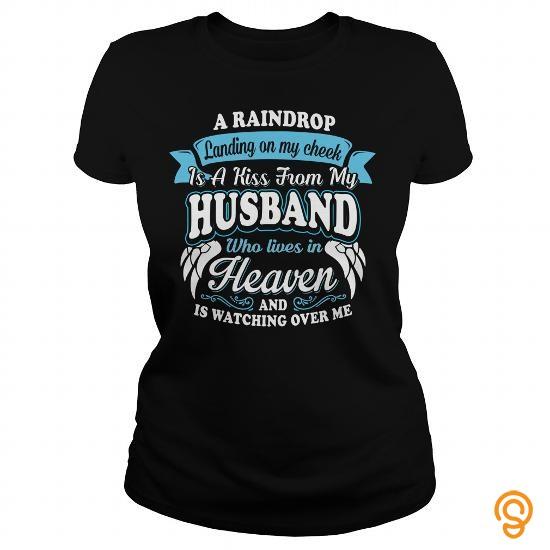 active-husband-lives-in-heaven-t-shirts-design