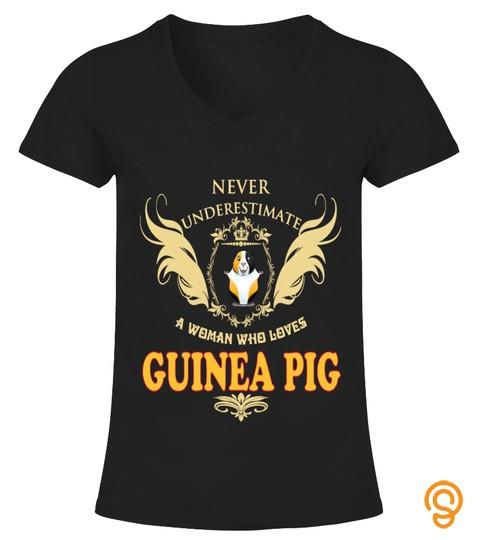 Guinea Pig Animals Tshirt