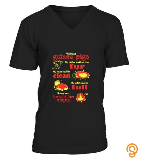 Guinea Pigs Shirt T Shirt