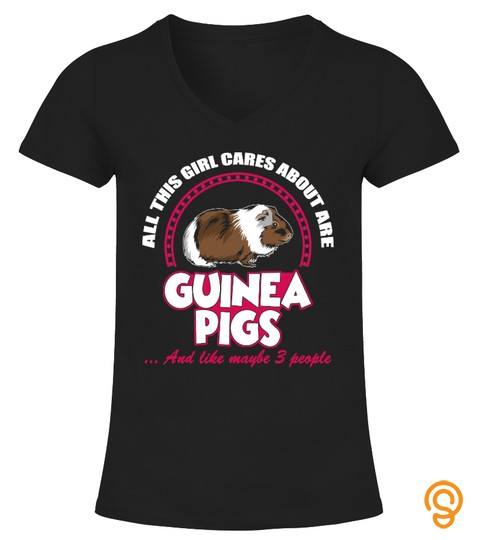 This Girl Cares About Are Guinea Pigs