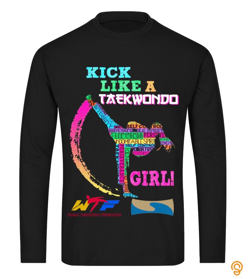 Reliable Taekwondo Shirt   Just Release ! Tee Shirts Printing