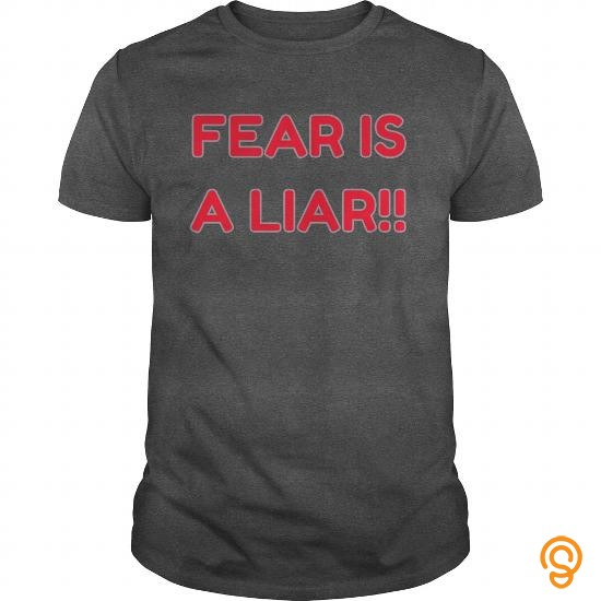 exciting-fear-is-a-liar-t-shirts-screen-printing