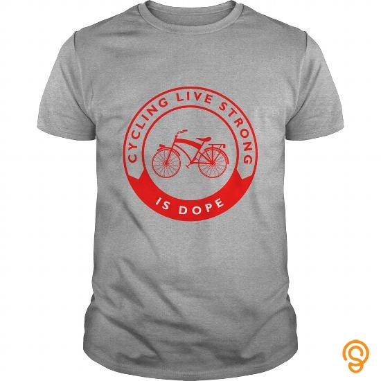 Summer Cycling Live Strong Is Dope Tee Shirts Target