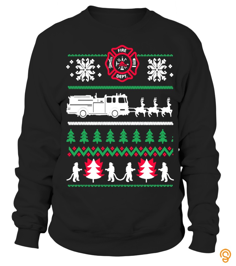 Firefighter Christmas Limited Edition