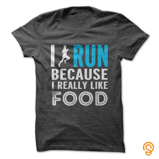 classic-i-run-because-i-really-like-food-t-shirts-review