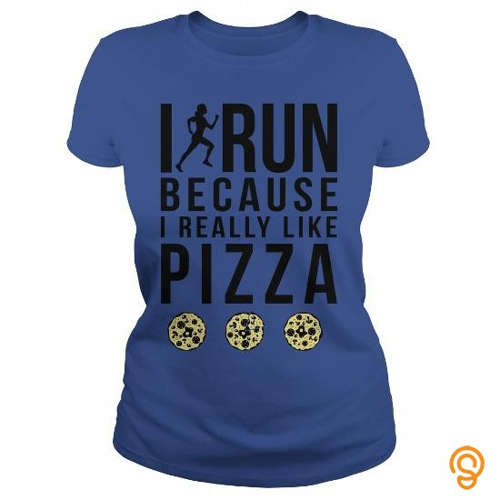 standard-fit-i-run-because-i-really-like-pizza-funny-t-shirt-tee-shirts-sayings