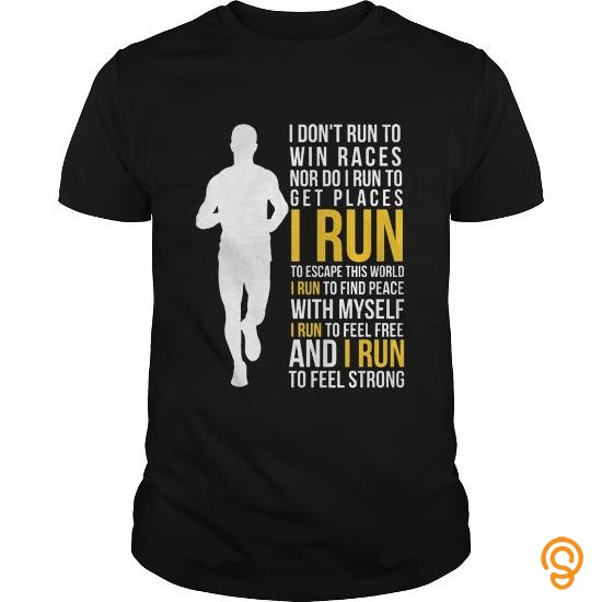 closet-i-run-to-feel-free-and-feel-strong-tee-shirts-sayings-women