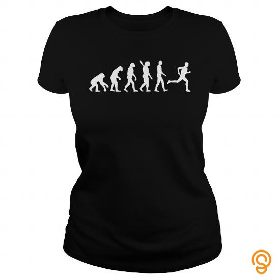 funky-evolution-running-tee-shirts-graphic