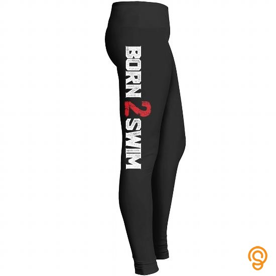handsome-born-to-swim-leggings-fit-for-indoor-outdoor-workout-yoga-tights-pants-shorts-mom-lady-women-wife-tee-shirts-sayings-men