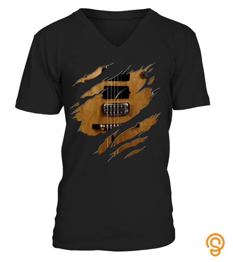 Guitar Monster T Shirt