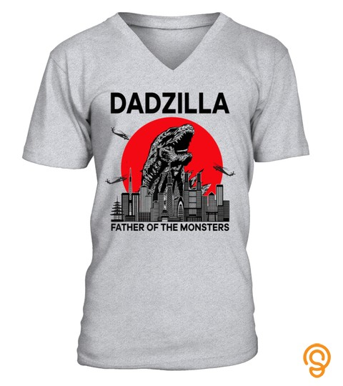 Vintage Dadzilla Father Of The Monsters