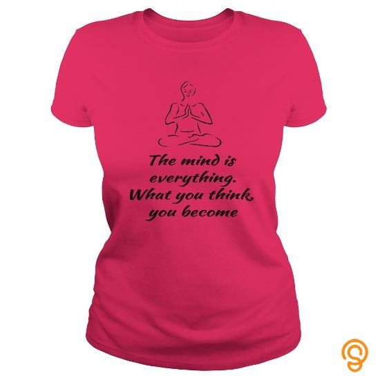 brand-yoga-meditation-the-mind-is-everything-what-you-think-you-become-tee-shirts-sayings-and-quotes