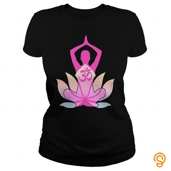 romantic-om-namaste-yoga-pose-lotus-pastels-t-shirts-printing