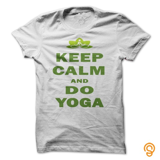 high-performance-keep-calm-and-do-yoga-tee-shirts-for-sale