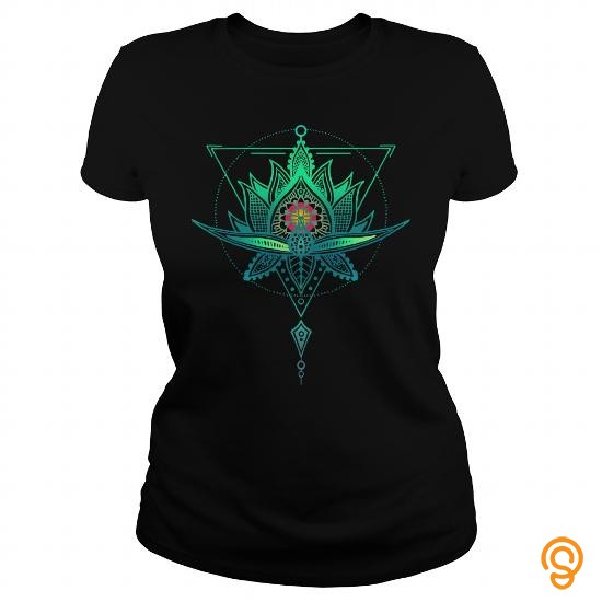 embellished-oriental-geometric-lotus-triangle-t-shirts-screen-printing