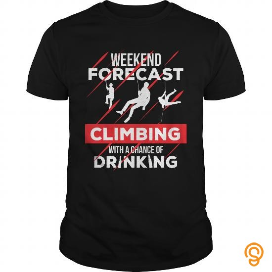 plush-weekend-forecast-climbing-with-a-chance-of-drinking-tee-shirts-size-xxl