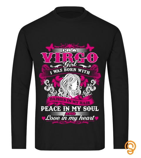 Virgo Girl Born With Peace In Soul