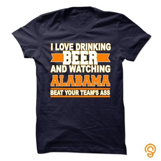 customized-drink-beer-and-watching-alabama-team-t-shirts-for-sale