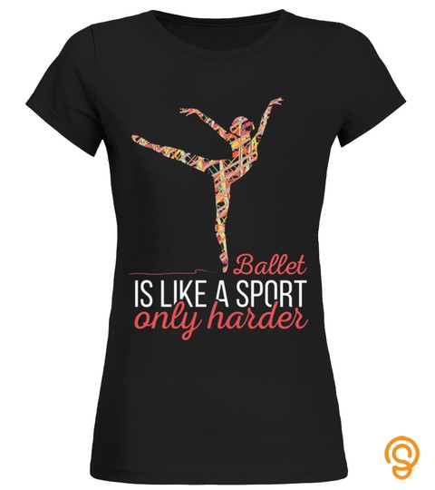 Plie, Chasse, Jete Ballet Classical Pointe Shoes Ballerina Dancer Shirt