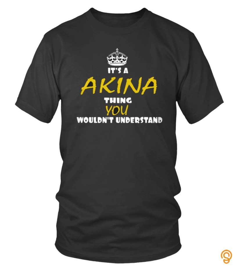 True-to-size Best AKINA front 4 T Shirt Tee Shirts Wholesale