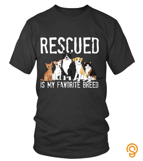 Rescue Dog Rescue Cat Rescue Dog Mom Hoodie Pet Drawings